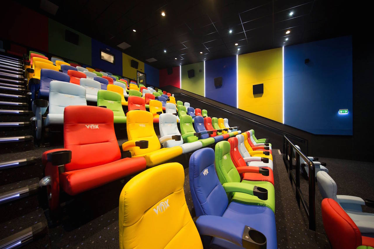 Mall of the Emirates  VOX Cinemas UAE