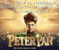 Dubai | Peter Pan, The Never Ending Story | Do you have a star?