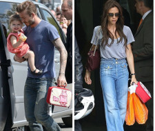 Back to school bags and lunch boxes | A favourite with the Beckhams
