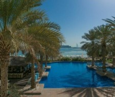 The Palm | Dubai | Weekend breakfast or lunch | Riva and Sophie's Cafe