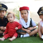 Emirates Airlines |Viel children as 'Little Ambassadors'