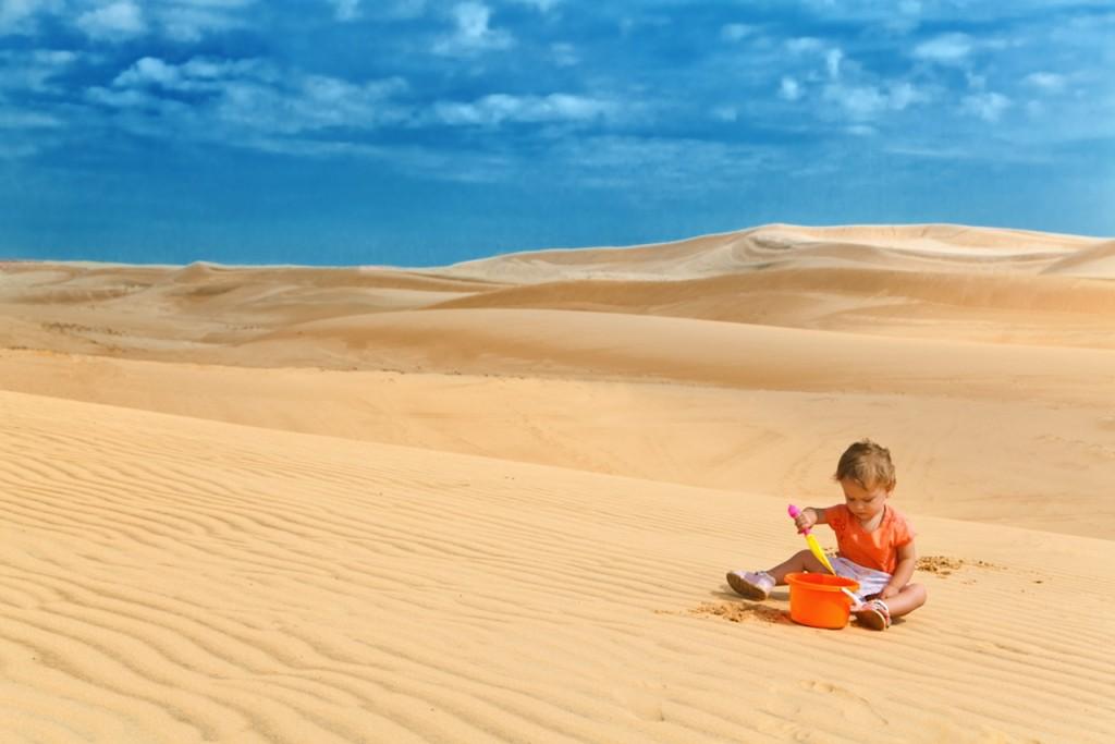 SOTP Desert Child