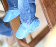 Moxilicious | The sweetest moccasins for babies and toddlers