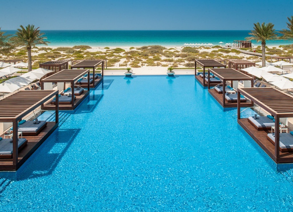 Saadiyat Beach Club