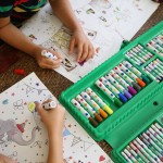 Travel   Extra ideas to pack away to entertain the children for those rainy afternoons abroad