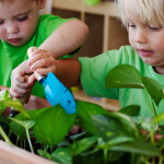 Getting your child ready for nursery | Lucy Bruce & Beverley Jatwani gives tips on how to get the children ready for nursery
