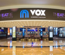 Great fun for the whole family at VOX Cinemas | Mall of the Emirates | Dubai