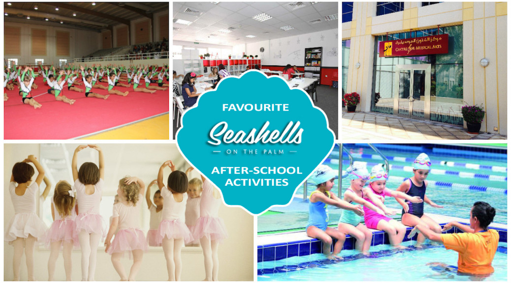 Best After School activities Dubai