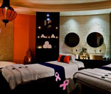 SensAsia Urban Spa | Indulge for a good cause |In the Pink treatment in support of Breast Cancer Awareness Month