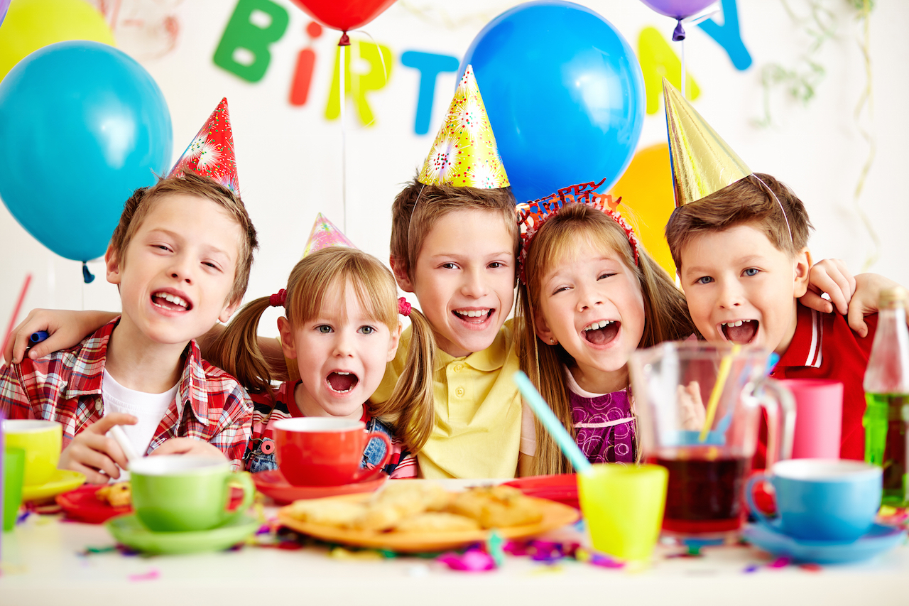 Birthday venues Dubai