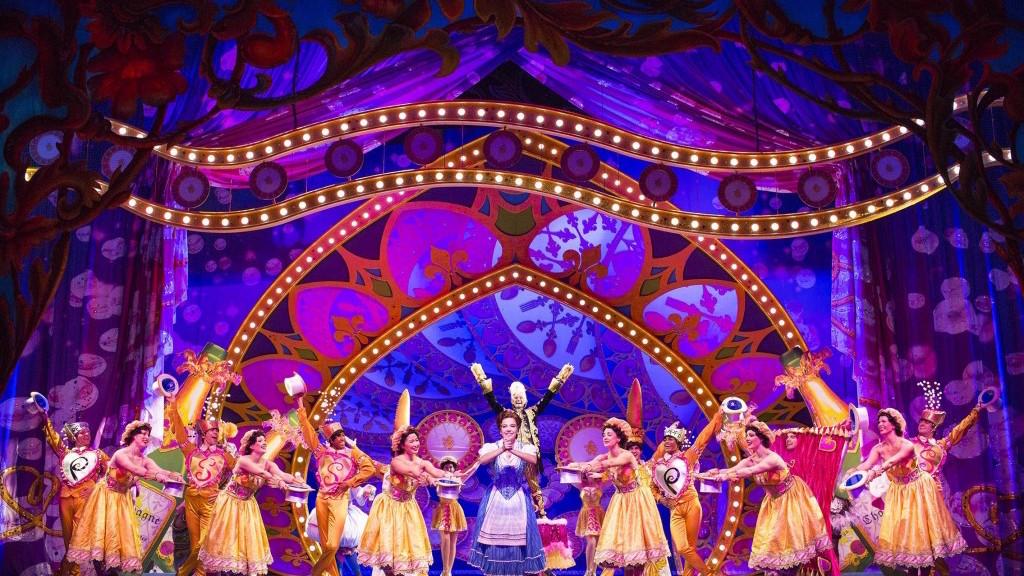 Disney's Beauty and the Beast in Dubai