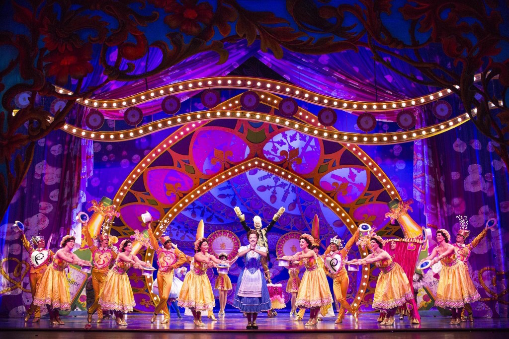 Disney's Beauty and the Beast in Dubai