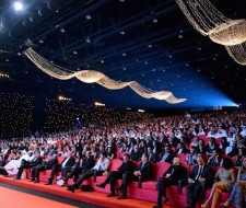 Global Gift Gala | Dubai International Film Festival 2015