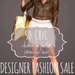 So Chic | Designer Fashion Sale