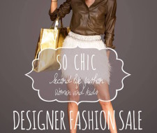 So Chic | Designer Fashion Sale