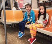 PUMA x Sesame Street | Iconic Footwear collection for children