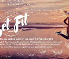 """Get Fit"" at The Beach this weekend 