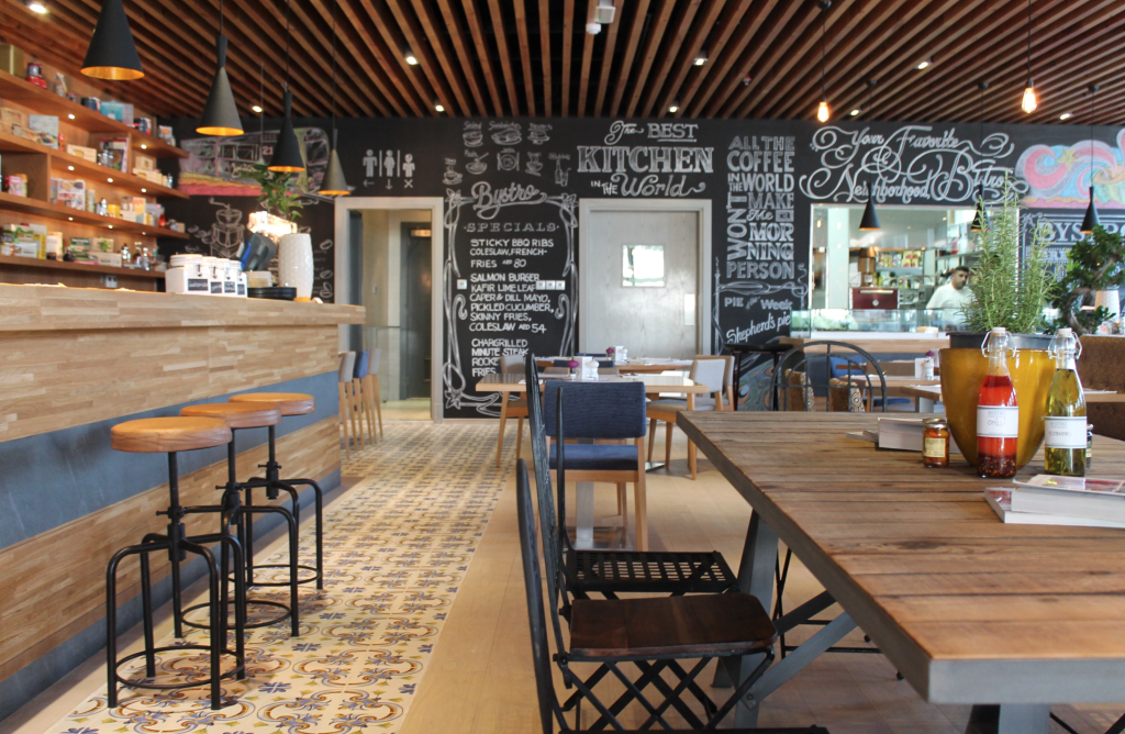 Bystro Cafe Dubai