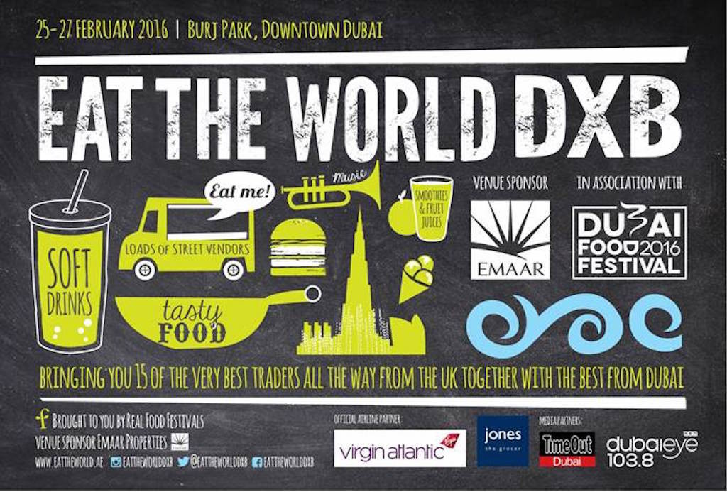 Eat the World DXB 2016