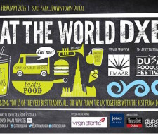 Eat the World DXB | London's finest Food Trucks hit Dubai