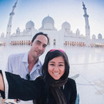 Visiter Dubai | Day trip to Abu Dhabi | UAE | Travel | What to do with visiting relatives & friends | By Claudia Ong