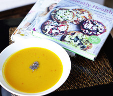 Cooking for my family | Pumpkin and Butternut Squash Soup Supercharged |Using my Greenheart Organic Vegetables