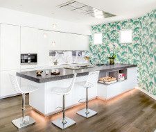 Interiors | The Hacker Kitchen revealed