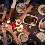 Christmas suppers | Dinner party ideas for the family with Greenheart Organic Farm