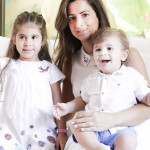 Motherhood | Nour Ajam Al Sabbah talks to us about her idea of motherhood and about raising her children