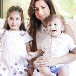 Motherhood | Nour Ajam Al Sabbah talks to us about her idea of motherhood and about raising her children