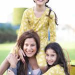 Motherhood | Omaira Farooq Al Olama | Emirati Mum of three shares her story about raising her three daughters whilst running a successful company.