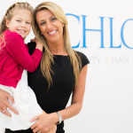 Motherhood| Donna Benton, Founder of The Entertainer talks to us about her new salon venture named after her daughter Chloe.