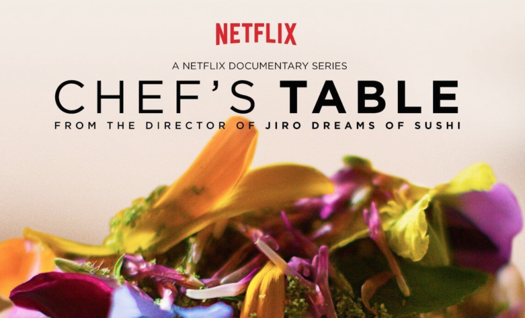 Netflix Chef's Table