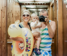 Fatherhood | Alex Jeffries, owner of Barefoot Dubai Photography, is one of the leading family photographers in Dubai