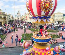 Disney World | Orlando, Florida | Tips and Hints on the best way to tackle one of the largest theme parks in the world