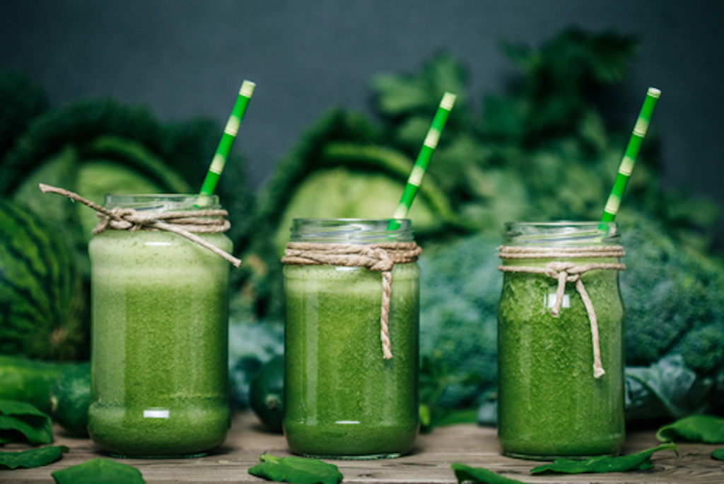 Green Smoothie high res